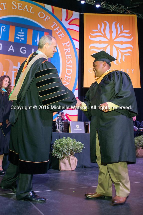 Cristo Rey Jesuit High Graduation - Class of 2016