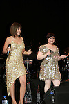 """AMC - Bobbie Eakes & OLTL Kathy Brier - The Divas of Daytime TV (three great soap stars, two great ABC soaps and one great show) - """"A Great Night of Music and Comedy"""" on November 7, 2008 at the Mishler Theatre, Altoona, PA with meet and greet, autographs and photo ops. Portion of proceeds to benefit Altoona Mirror Season of Sharing. Mid-Life Productions Inc in association with Creative Entertainment presents this great show. (Photo by Sue Coflin/Max Photos)"""