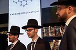 Ordination Rabbinerseminar Berlin 2018/10/09
