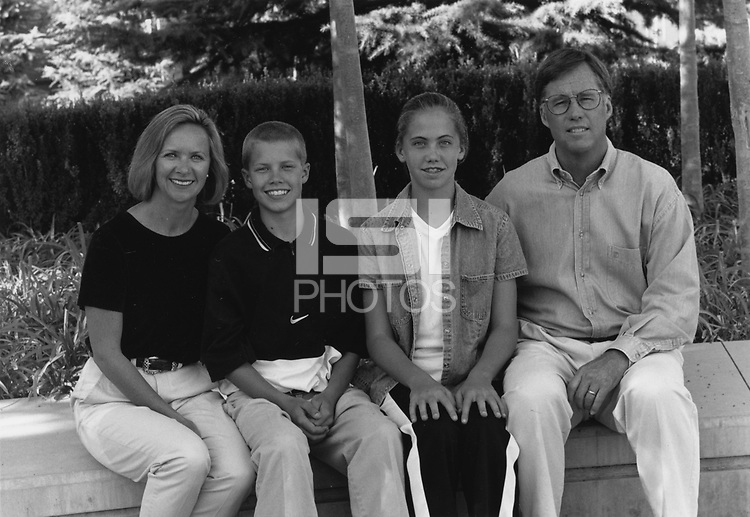 1997: The Montgomery Family.