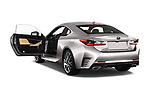 Car images of 2017 Lexus RC F-SPORT-Line 2 Door Coupe Doors