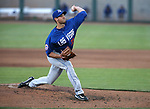 Las Vegas 51s&rsquo; Steven Matz pitches against the Reno Aces in Reno, Nev. on Saturday, June 3, 2017. The 51s won 9-5. <br />Photo by Cathleen Allison/Nevada Photo Source