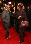 "Joe Morton and Iman attends the Broadway Opening Night Performance of ""To Kill A Mockingbird"" on December 13, 2018 at The Shubert Theatre in New York City."