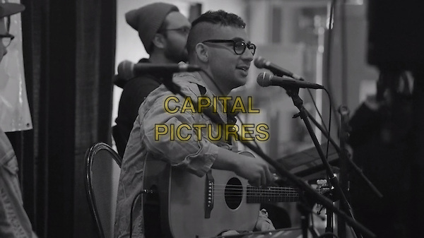 Jon Shiffman, Jack Antonoff<br /> in Thank You and Sorry (2015)<br /> *Filmstill - Editorial Use Only*<br /> CAP/FB<br /> Image supplied by Capital Pictures