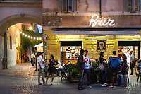 ITALY - ROME - Restaurants Bars Cafes