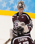 Colin Stevens (Union - 30) - The Union College Dutchmen defeated the University of Minnesota Golden Gophers 7-4 to win the 2014 NCAA D1 men's national championship on Saturday, April 12, 2014, at the Wells Fargo Center in Philadelphia, Pennsylvania.