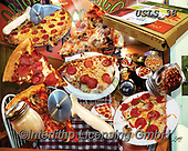 Lori, STILL LIFE STILLEBEN, NATURALEZA MORTA, paintings+++++Pizza Restaurant Puzzle_4_72,USLS38,#I#, EVERYDAY ,puzzles ,collage
