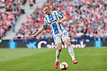 CD Leganes's Vasyl Kravets during La Liga match between Atletico de Madrid and CD Leganes at Wanda Metropolitano stadium in Madrid, Spain. March 09, 2019. (ALTERPHOTOS/A. Perez Meca)
