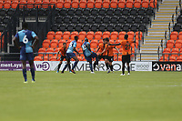 during Barnet vs Wycombe Wanderers, Friendly Match Football at the Hive Stadium on 13th July 2019