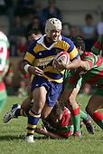 Counties Manukau Premier Club Rugby, Waiuku vs Patumahoe played at Rugby Park, Waiuku on the 8th of April 2006. Waiuku won 18 - 15