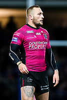 Picture by Alex Whitehead/SWpix.com - 08/03/2018 - Rugby League - Betfred Super League - Leeds Rhinos v Hull FC - Emerald Headingley Stadium, Leeds, England -Hull FC's Josh Griffin.