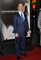 Dr. Julian Bailes, of the Sports Concussion institute, at the premiere of &quot;Concussion&quot;, part of the AFI FEST 2015, at the TCL Chinese Theatre, Hollywood.<br /> November 10, 2015  Los Angeles, CA<br /> Picture: Paul Smith / Featureflash