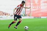 Football macht during La Liga BBVA.<br /> Athletic Club - Real Sociedad<br /> markel susaeta