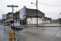 1982 January 14..Redevelopment.Church Street..CORNER OF BRAMBLETON & CHURCH STREET...NEG#.NRHA#..
