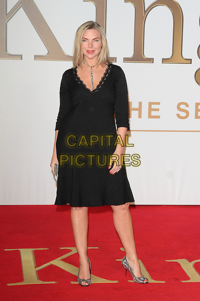 LONDON, ENGLAND - JANUARY 14: Samantha Womack attends the World Premiere of 'Kingsman: The Secret Service' at the Odeon Leicester Square on January 14, 2015 in London, England<br /> CAP/ROS<br /> &copy;Steve Ross/Capital Pictures