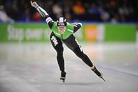 SCHAATSEN: HEERENVEEN: IJsstadion Thialf, 09-11-2012, KPN NK afstanden, Seizoen 2012-2013, 1500m Dames, Nederlands kampioen, Ireen Wüst, ©foto Martin de Jong