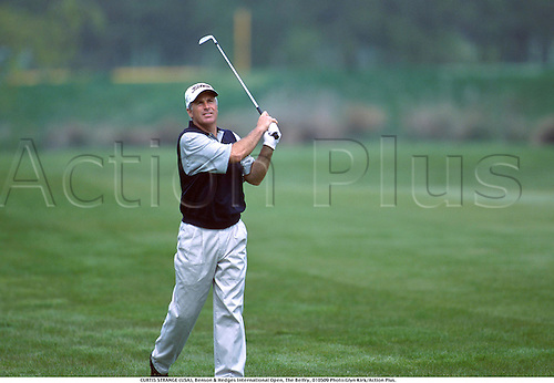 CURTIS STRANGE (USA), Benson & Hedges International Open, The Belfry, 010509 Photo:Glyn Kirk/Action Plus....2001.Golf.golfer golfers