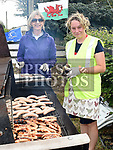 Susan McCullen and Julie Kelly at the Mosney Road residents annual street party. Photo:Colin Bell/pressphotos.ie