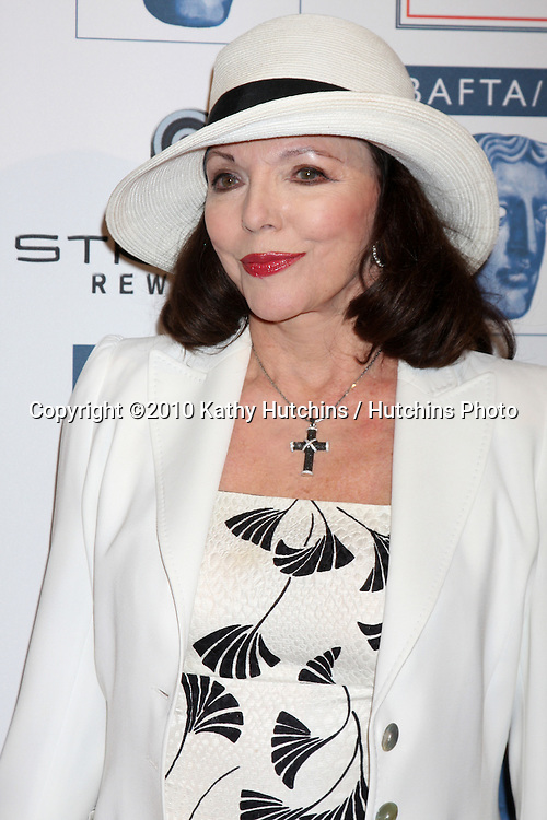 Joan Collins.arriving at the BAFTA/LA Awards Season Tea Party 2010.Beverly Hills Hotel.Beverly Hills, CA.January 16, 2010.©2010 Kathy Hutchins / Hutchins Photo....