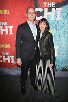 03 January 2018 - Los Angeles, California - Andrea Blaugrund Nevins, David Nevins. Showtime's &quot;The Chi&quot; Los Angeles Premiere held at Downtown Independent.     <br /> CAP/ADM/FS<br /> &copy;FS/ADM/Capital Pictures