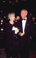 Paul Newman & Joanne Woodward 1987<br />