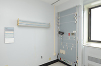 VA Medical Center West Haven ICU Step Down Expansion.VA Project No. 689-375   PAI Project No. 33656.00.Photographer: James R Anderson.Date of Photograph: 4 February 2012