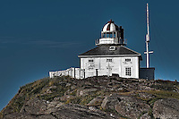 Old Lighthouse at Cape Spear National Park, Newfoundland, Canada