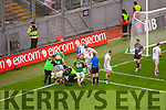 Colm Cooper, Kerry is injured Against  Tyrone in the All Ireland Semi Final at Croke Park on Sunday.