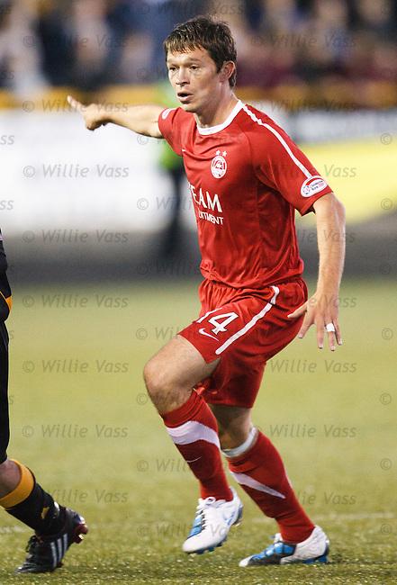 Derek Young, Aberdeen