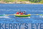 Crews on the water at the Caherciveen Regatta on Sunday   Copyright Kerry's Eye 2008