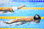 Sophie Pascoe (NZL), <br /> SEPTEMBER 12, 2016 - Swimming : <br /> Women's 100m Butterfly S10 Final <br /> at Olympic Aquatics Stadium<br /> during the Rio 2016 Paralympic Games in Rio de Janeiro, Brazil.<br /> (Photo by AFLO SPORT)