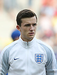 England's Ben Chilwell in action during the UEFA Under 21 Semi Final at the Stadion Miejski Tychy in Tychy. Picture date 27th June 2017. Picture credit should read: David Klein/Sportimage