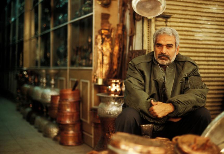 Esfahan, Iran, 2006. Photo: Ed Giles.
