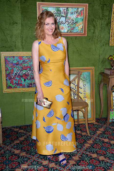 LOS ANGELES, CA. October 04, 2018: Mireille Enos at the Los Angeles premiere for &quot;My Dinner With Herve&quot; at Paramount Studios.<br /> Picture: Paul Smith/Featureflash
