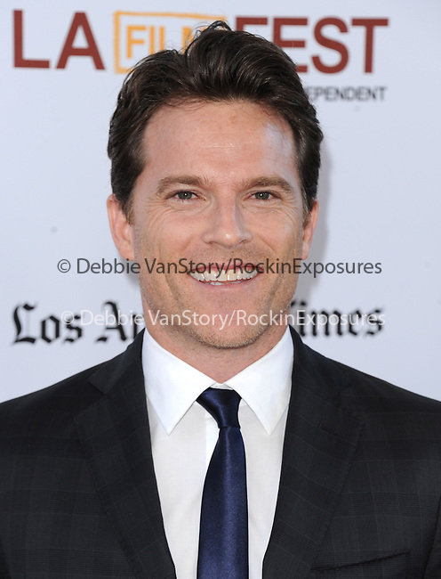 """Mike Doyle attends The Los Angeles Film Festival 2014 Closing Night Premiere of Warner bros. Pictures """"Jersey Boys"""" held at The Regal Cinemas L.A. Live in Los Angeles, California on June 19,2014                                                                               © 2014 Hollywood Press Agency"""