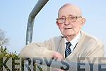 """Jackie """"The Farmer"""" O'Sullivan, Artigalvin, Killarney, who will celebrate his 100th birthday on Holy Thursday........."""