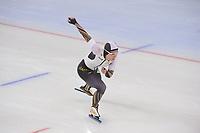 SPEEDSKATING: HAMAR: Vikingskipet, 28-02-2020, ISU World Speed Skating Championships, Sprint, 1000m Ladies, Nao Kodaira (JPN), ©photo Martin de Jong