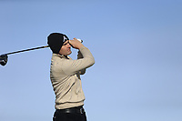 James Fox (Portmarnock) during the first round of matchplay at the 2018 West of Ireland, in Co Sligo Golf Club, Rosses Point, Sligo, Co Sligo, Ireland. 01/04/2018.<br /> Picture: Golffile | Fran Caffrey<br /> <br /> <br /> All photo usage must carry mandatory copyright credit (&copy; Golffile | Fran Caffrey)