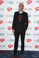 Nitin Sawhney<br /> at The Ivor Novello Awards 2017, Grosvenor House Hotel, London. <br /> <br /> <br /> &copy;Ash Knotek  D3267  18/05/2017