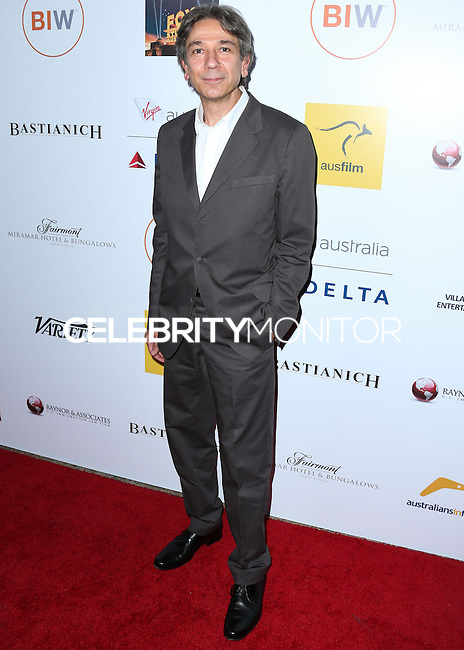 SANTA MONICA, CA, USA - OCTOBER 26: Zareh Nalbandian arrives at the 3rd Annual Australians in Film Awards Benefit Gala held at the Starlight Ballroom at Fairmont Miramar Hotel & Bungalows on October 26, 2014 in Santa Monica, California, United States. (Photo by Xavier Collin/Celebrity Monitor)