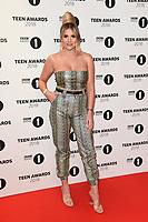 LONDON, UK. October 21, 2018: Georgia Kousoulou at tthe BBC Radio 1 Teen Awards 2018 at Wembley Stadium, London.<br /> Picture: Steve Vas/Featureflash
