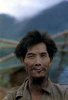 Tribu meo, Laos<br /> <br /> <br /> (date inconnue)<br /> <br /> PHOTO : Michel Faugere Publiphoto- Agence Quebec Presse