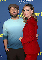 LOS ANGELES, CA - MAY 13: Jason Sudeikis, Olivia Wilde at the Special Screening of Booksmart at the Theater at the Ace Hotel in Los Angeles, California on May 13, 2019.  <br /> CAP/MPI/DE<br /> &copy;DE//MPI/Capital Pictures