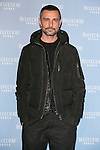 David Delfin attend the Belvedere Vodka Event at Old Principe Pio Station, Madrid,  Spain. March 24, 2015.(ALTERPHOTOS/)Carlos Dafonte)