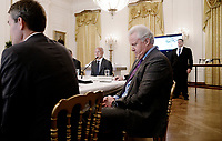 Chairman and Chief Executive Officer of General Electric Jeff Immelt participates in the American Leadership in Emerging Technology Event in the East Room of the White House in Washington, DC, on June 22, 2017. <br /> Credit: Olivier Douliery / Pool via CNP /MediaPunch