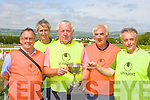 The hard working Castleisland races committee at the 150th Castleisland races on Saturday l-r: Pat Hartnett, John reidy, Bob Sullivan, Charlie Farrelly and Willie Reidy