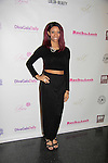 Shawn Cheatham's daughter Vanessa at Color of Beauty Awards hosted by VH1's Gossip Table's Delaina Dixon and Maureen Tokeson-Martin on February 28, 2015 with red carpet, awards and cocktail reception at Ana Tzarev Gallery, New York City, New York.  (Photo by Sue Coflin/Max Photos)