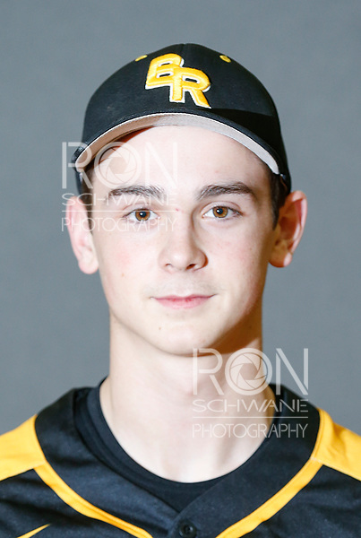 2018 Black River Baseball - Caleb Simonson