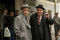 STAN &amp; OLLIE (2018)<br /> Steve Coogan as Stan Laurel, John C. Reilly as Oliver Hardy,<br /> *Filmstill - Editorial Use Only*<br /> CAP/FB<br /> Image supplied by Capital Pictures