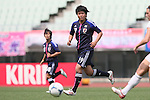 Ayaka Michigami (JPN), .JUNE 17, 2012 - Football / Soccer : .Women's International Friendly match between U-20 Japan 1-0 U-20 United States .at Nagai Stadium, Osaka, Japan. (Photo by Akihiro Sugimoto/AFLO SPORT) [1080]